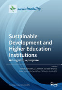 Sustainable Development and Higher Education Institutions