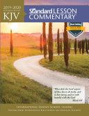 KJV Standard Lesson Commentary   2019 2020