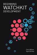 Learning Watchkit Programming [Pdf/ePub] eBook