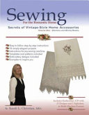 Sewing for the Romantic Home
