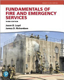 Revel For Fundamentals Of Fire And Emergency Services Book PDF