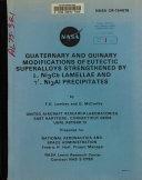 Quaternary and Quinary Modifications of Eutectic Superalloys Strengthened by Delta Ni3Cb Lamellae and Gamma Prime Ni3Al Precipitates