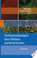 The Neuroimmunological Basis of Behavior and Mental Disorders Book
