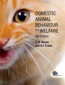 Domestic Animal Behaviour and Welfare, 5th Edition