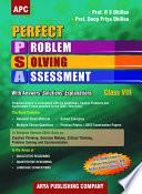 APC Perfect PSA  Problem Solving Assessment  for Class 8   Arya Publications