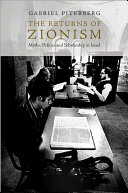 The Returns of Zionism Book