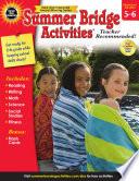 Summer Bridge Activities Grades 5 6