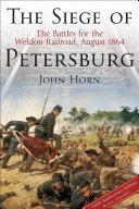 The Siege of Petersburg Pdf