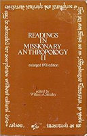 Readings in Missionary Anthropology II