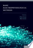 Basic Electrophysiological Methods Book