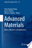 Advanced Materials Book PDF