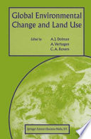 Global Environmental Change And Land Use Book PDF