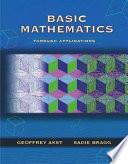Basic Mathematics Through Applications
