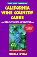 California Wine Country Guide Book PDF