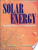 Solar Energy Book