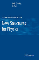 New Structures for Physics
