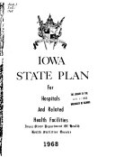 Iowa State Plan for Hospitals and Related Health Facilities