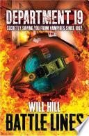 Battle Lines Department 19 Book 3