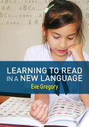 Learning to Read in a New Language