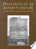 Masterpieces Of Shaker Furniture