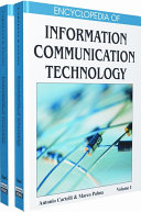 Encyclopedia of Information Communication Technology Book