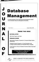 Journal of Database Management