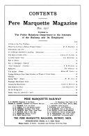 Pere Marquette Magazine