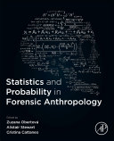 Statistics and Probability in Forensic Anthropology Book