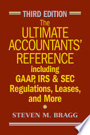 The Ultimate Accountants' Reference