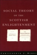 Social Theory of the Scottish Enlightenment