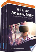 Virtual And Augmented Reality Concepts Methodologies Tools And Applications