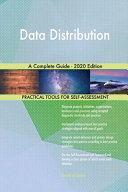 Data Distribution A Complete Guide 2020 Edition