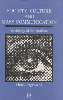 Society  Culture  and Mass Communication