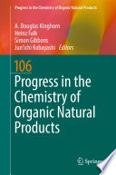 Progress in the Chemistry of Organic Natural Products 106 Book
