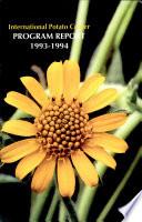 Program Report 1993-1994