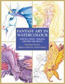 Fantasy Art in Watercolour