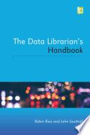 The Data Librarian   s Handbook