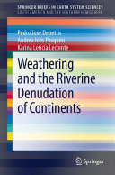 Weathering and the Riverine Denudation of Continents Pdf/ePub eBook