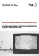 Unique Acquisition Methods - Below the Line Customer Referral Programs [Pdf/ePub] eBook
