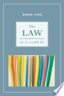 The Law As It Could Be [Pdf/ePub] eBook