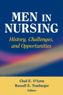 Men in Nursing Book