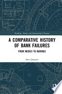 A Comparative History of Bank Failures