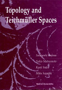 Topology and Teichmüller Spaces