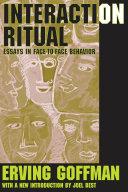 Interaction Ritual [Pdf/ePub] eBook