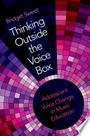 Thinking Outside the Voice Box