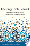 Leaving Faith Behind