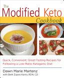 The Modified Keto Cookbook