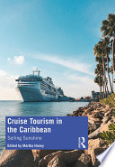 Cruise Tourism in the Caribbean Book