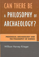 Can There be a Philosophy of Archaeology