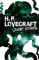 H  P  Lovecraft Short Stories